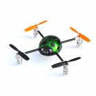 Walkera QR Ladybird V2 Rechargeable 4-CH 2.4GHz Radio Control R/C Ladybird Model Toy BNF - Green