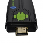 Ourspop U73 + i8 luft mus Dual-Core Android 4.2.2 Google TV Dongle med 1GB RAM / 8GB ROM - EU Plug