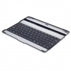 YBK-806 Waterproof Dust-free Bluetooth V3.0 78-Key Keyboard for Ipad 2 / 3 / 4 - Black