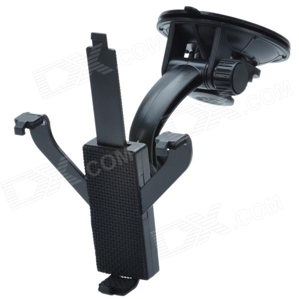 все цены на Universal Car Suction Cup Holder Mount Bracket for Ipad / Tablet PC - Black