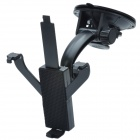 Universal Car Suction Cup Holder Mount Bracket for Ipad / Tablet PC - Black
