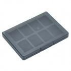 CHEERLINK 18-in-1 Game Memory Card Storage Case for PSVITA - Black