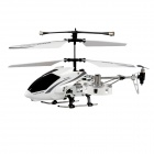 "JINGUANG 777-293 Rechargeable 4-Channel Gravity Sensor Remote Control ""Avatar"" Helicopter - White"