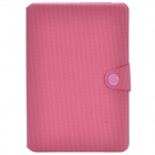 Ball Pattern Protective PU Leather Case Cover Stand for Retina Ipad MINI - Pink