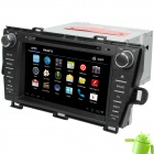 "LsqSTAR 8"" Android 4.0 Car DVD Player w/ GPS,TV,RDS,BT,PIP,SWC,Wi-Fi,3DUI,Dual Zone for PRIUS(right)"