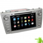 "LsqSTAR 8"" Android 4.0 Car DVD Player w/ GPS,TV,RDS,Bluetooth,PIP,SWC,Wi-Fi,3DUI,Dual Zone for CAMRY"
