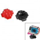 360 Degree Helmet Mount for Gopro Hero 4/ 3+ / 3 / 2 / SJ4000