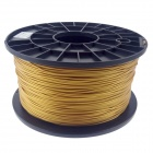 Heacent P175 3D Printers 1.75mm Filament Print Materials -Golden (1kg)