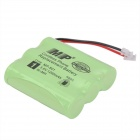 Replacement Battery 3.6V/1200mAh for Cordless Phone (Panasonic/Uniden)