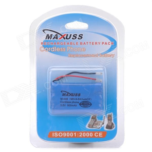 Replacement Battery 3.6V/900mAh for Cordless Phone