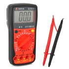 "KJ KJ-2811 2.6"" LCD Digital Multimeter - Black + Red (1 x 6F22)"