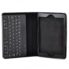 Bluetooth V3.0 tastatur tilfellet for Ipad MINI 2 - svart