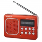 "MOSON 306 1.6"" LCD Screen Digital FM Radio / MP3 Player w/ TF"