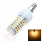 E14 6W 320lm 138 x SMD 3528 LED Warm White Light Lamp Bulb (220~240V)