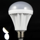 E27 9W 500lm 6500K 32 x SMD 2835 LED White Light Lamp Bulb - (220V)