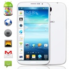 "ROCOMO N9200 Quad-Core Android 4.2 WCDMA Bar Phone w/ 6.3"" HD, 16GB ROM, Air Gesture, Wi-Fi -White"