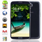 "ROCOMO N9200 Quad-Core Android 4.2 WCDMA Bar Phone w/ 6.3"" HD, 16GB ROM, Air Gesture, Wi-Fi - Blue"