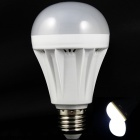 E27 7W 500lm 6500K 24 x SMD 2835 LED White Light Bulb - (220V)