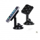 LSON Smart Spider 360 Degree Rotation Suction Cup Holder Stand for Cell Phone - Black