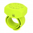Y-JJ1 Outdoor Sports portátil V3.0 Bluetooth Speaker w / microfone - verde amarelado (DC 3.7V)