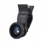 Universal Clip 0.67X Fish Eye Lens + Wide Angle / Macro Lens Set for Iphone Ipad HTC + More