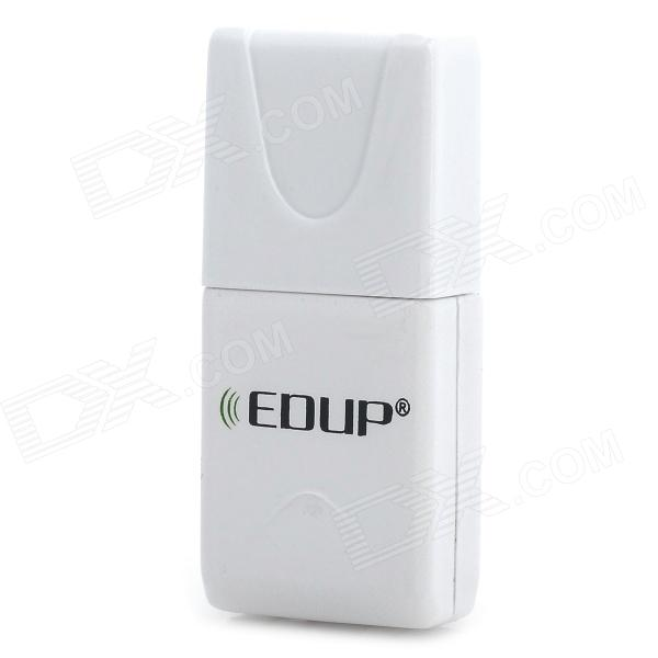 EDUP EP-N8537 150Mbps Mini USB Wi-Fi Wireless Network Adapter - White