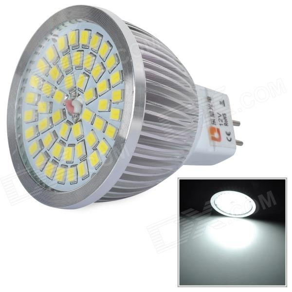 Lexing GU5.3 MR16 6.5W 600lm SMD 3825 lámpara blanca neutral (12V)