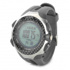 Spovan Mingo-I-A Multifunction Sports Digital Quartz Wrist Watch w/ Compass / Barometer / US Sensor