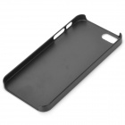 Relief Style Protective Plastic Back Case for Iphone 5 - Multicolor