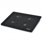 iDock NC4 Portable 4-Fan Cooling Pad for Laptops - Black
