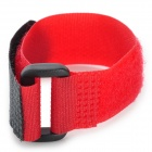 Nylon + Velcro Hand Belt for GoPro Hero 3 Wi-Fi Remote Control - Red + Black