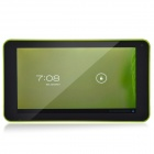 "K86VAPH-21 7"" Dual Core Android 4.1 Tablet PC w/ 512MB RAM, 4GB ROM, Camera, Wi-Fi, TF - Green"