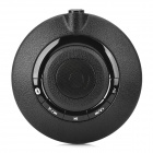 828-D Compact 2-in-1 Bluetooth V3.0 Stereo Speaker + 300KP H.264 CMOS Camcorder - Black