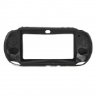 Protective Silicone Bumper Frame for PS Vita 2000 - Black