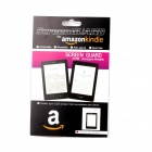 "Protective Clear 6"" PET Screen Guard Film for Kindle Paperwhite - Transparent"