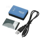 Holux RCV-3000 Bluetooth Wireless GPS Receiver Data Logger - Deep Blue + White