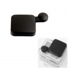 Protective Plastic Lens Cover for GoPro Hero 4 / 3+ - Black