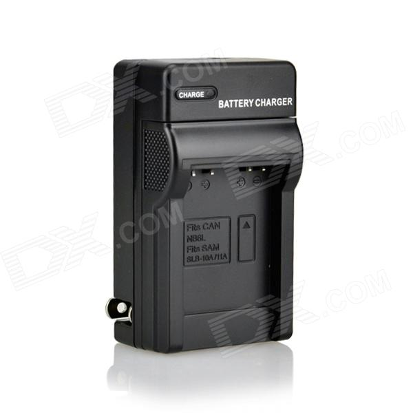 DSTE Travel 11A Battery Charger for Canon IXUS 85 210 PowerShot SD3500 SD770 WB280F dste bp88b аккумулятор для samsung mv900 mv900f цифровая камера