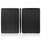ENKAY ENK-3151 3-Fold Protective PU Leather Case Cover Stand w/ Auto Sleep for Ipad AIR - Black