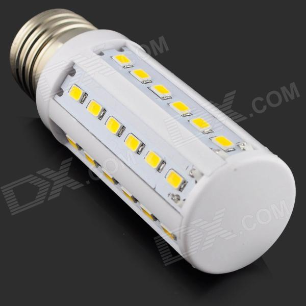 E27 7W 630lm 3000K 36 x SMD 5730 LED Warm White Corn Light - (AC 220~240V) катушка lucky john anira spin 7 3000 fd