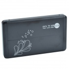 "High Speed 2.5"" USB 3.0 SATA HDD Enclosure - Black (Max. 3TB)"