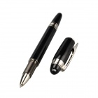 High-end Commercial 0.5mm Gel Ink Pen - Black