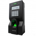 Zksoftware F8 Fingerprint Time Attendance System w/ TCP / IP - Black