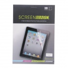 Protective Matte Screen Guard Film for Samsung Galaxy Tab P3100 - Transparent