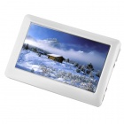 "BAI16 1080p 4.3"" HD Touch Screen MP5 Player w/ TV Out - White (16GB)"