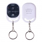 Ipega PG-9019 Bluetooth Remote Control Self Timer Camera Shutter for iOS / Android Phone - White