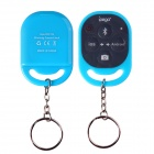 Ipega PG-9019 Bluetooth Remote Control Self Timer Camera Shutter for iOS / Android Phone - Blue