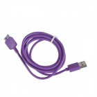 KS-U330 USB 3.0 Male to Micro B 9-Pin Male Data Sync / Charging Cable Samsung Galaxy Note 3 - Purple