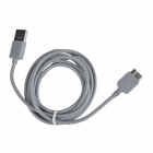 KS-U330 USB 3.0 Male to Micro B 9-Pin Male Data Sync / Charging Cable Samsung Galaxy Note 3 - Grey