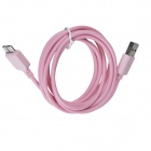 KS-U330 USB-3.0-Stecker an Micro-B 9-Pin Stecker Data Sync / Ladekabel Samsung Galaxy Note 3 - Pink